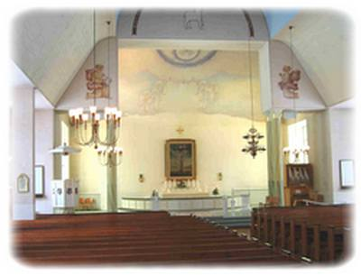 Kuusamon kirkko