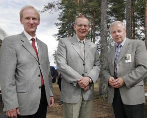 Kolme miestä