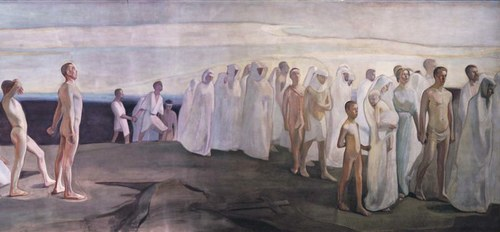 Enckell Ylösnousemus