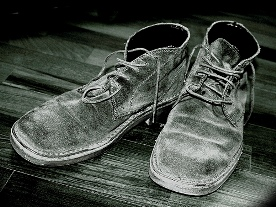 old-shoes P