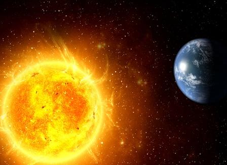 Aurinko_polttaa_Maan
