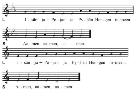 On Jumalan aika: Meri-Anna Hintsala vihitään papiksi Jumalan valtakuntaan (6/6)