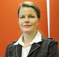 Ihmisoikeuskeskuksen asiantuntija-lakimies Kristiina Kouros. (Kuva: Johanneksenpoika.fi-sivusto.)
