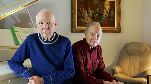 USA: Bob Claunch ja Jack Reavley rakastuivat 1952, avoituivat 2013.