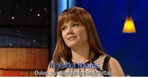 Kuva: YLE, Inhimillinen tekijä 13.9.2013.