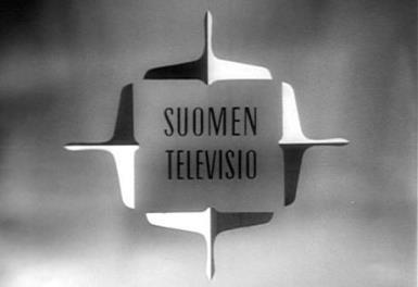"""Oy Yleisradio Ab:n televisiokanavan """"Suomen television"""" logo 1958. http://yle.fi/elavaarkisto/artikkelit/joutsenet_olivat_ylen_lemmikkeja_tv-ajan_alkuhamarista_asti_78449.html#media=78444"""